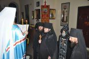 Монашеский постриг в Музыковском Покровском монастыре.