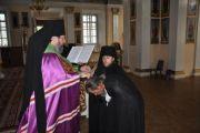 Монашеский постриг в Свято-Духовском соборе города Херсона
